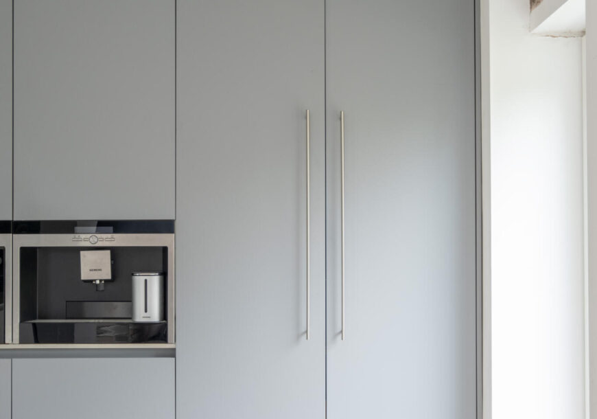 Approved Used Kitchen, Roundhouse Handleless, Merc...