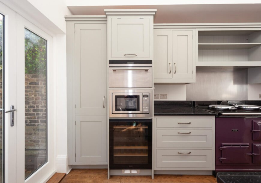 Approved Used Kitchen, Roundhouse Shaker, London