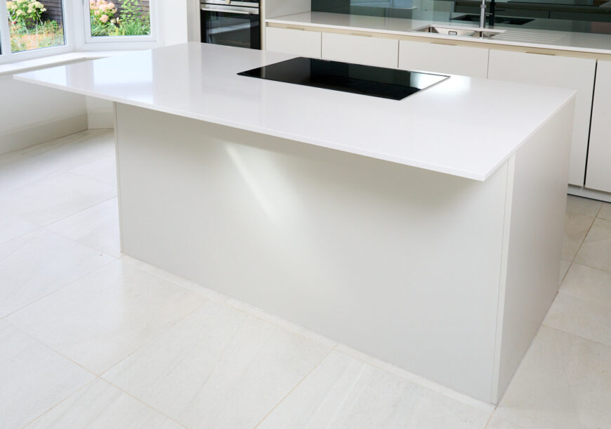 Approved Used Kitchen, SieMatic Modern, Siemens Appliances, Cheshire