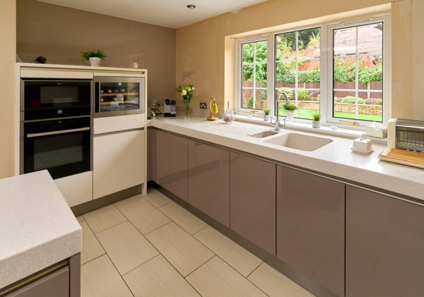 Approved Used Kitchen, SieMatic German Handleless,...