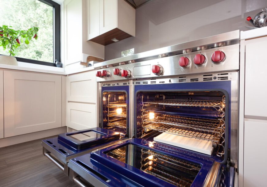 Approved Used WOLF Range Oven and Extractor, Londo...