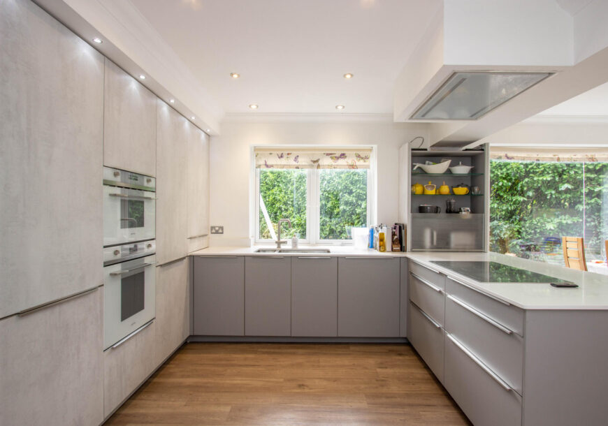 Approved Used Kitchen, Hacker (German) Systemat, D...