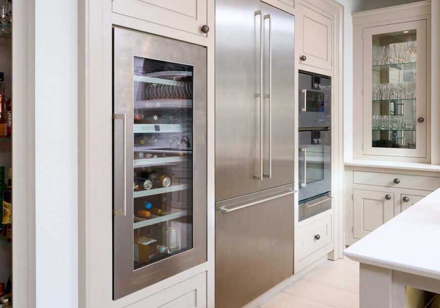 Approved Used Kitchen, Hetherington Newman, Gaggen...