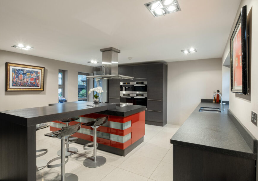 Approved Used Kitchen, Large Rational (German), Miele Appliances, Cardiff