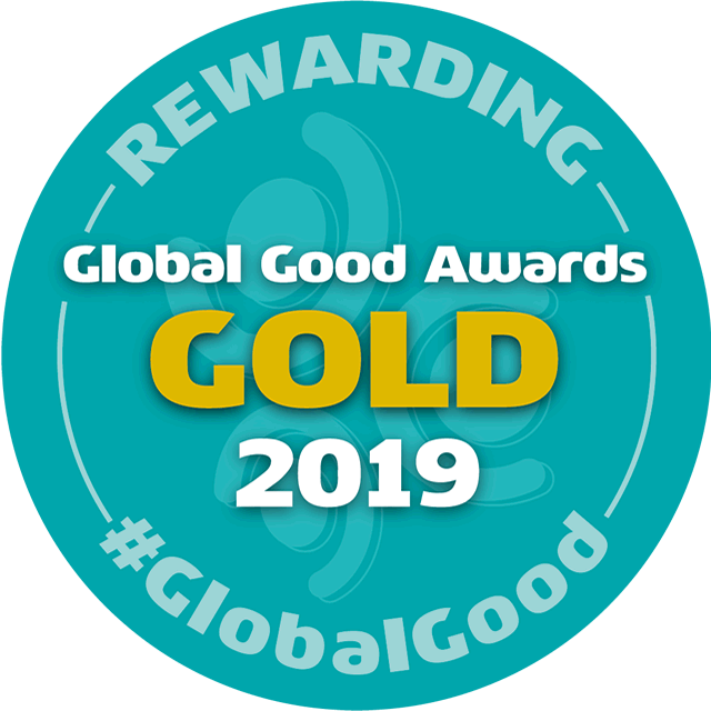 global good awards gold winner 2019 roundal