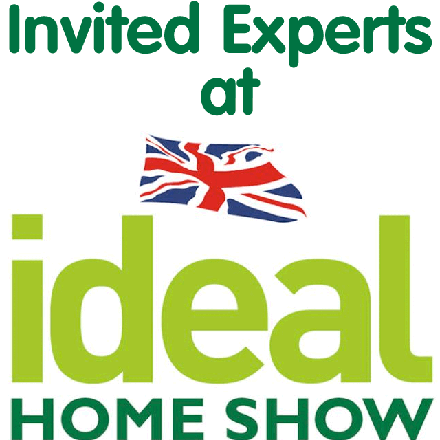 ideal home show invited expert